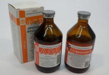 Лечение фракцией АСД — методика применения